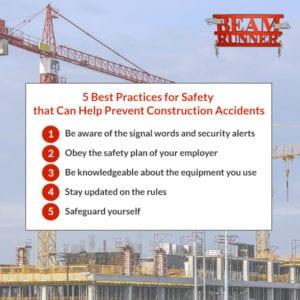 Best Practices for Safety that Can Help Prevent Construction Accidents